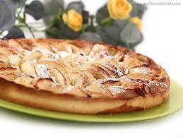 cuisine tarte aux pommes tarte aux pommes alsacienne recette alsacienne tarte pomme et
