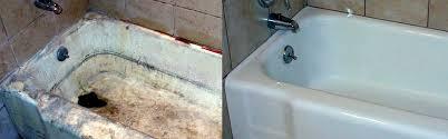 Acrylic Bathtub Liners Vs Refinishing by Bath Tub Refinishing An Error Occurred Bathtub Refinishing