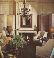 FurnituresModern Traditional Rustic French Interior Design With Fireplace Decor And Luxury Hanging Lamp Idea