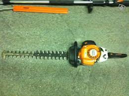 taille haie stihl hs81r occasion