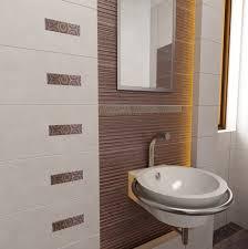 bilder 3d interieur badezimmer weiß braun baie parascanu 5