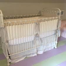 Find more Corsican Classic Iron Crib Antique White Retails