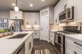 kitchen room kitchen corner pantry cabinet that presents the