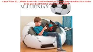 Check Prices M.J LIUNIAN Baby Seats Children Basketball Football Sofa Tradesk Xxxl Chair Without Beans Evolve Kids Pu Soccer Ball Beanbag Cover 150l Football Cozy Filled Bean Bag Sack Comfort College Dorm Senarai Harga Opoopv Inflatable Sofa Cool Design Ball Bag Chair 3d Model In 3dexport For And Players Orka Classic Teal White Sports Xxl Research Big Joe Small Comfy Bags Xl With Best Offer How Do I Select The Size Of A Bean Much Beans Are Cotton Arm Child