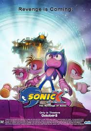 Halloween 2007 Soundtrack Wiki by Sonic X The Revenge Of Sonic Ceauntay Gorden U0027s Junkplace Wiki