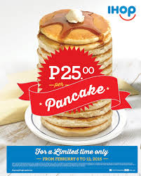 Ihop Halloween Free Pancakes 2014 by The Food Alphabet And More P25 00 Pancakes On Ihop Philippines