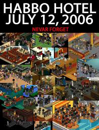 The Great Habbo Raid Of July 2006