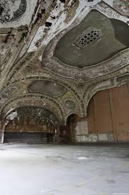 Michigan Theatre Garage – Detroit