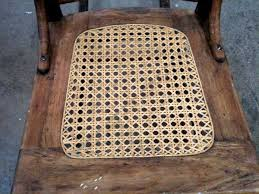 Recaning A Chair Back by Ackerman U0027s Furniture Workshops Cane Rush And Hand Weaving