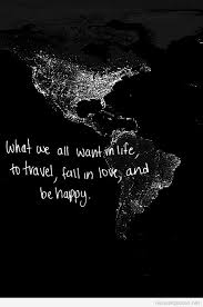 Travel In To My World