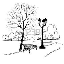8 302 Park Bench Cliparts Stock Vector And Royalty Free Park
