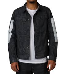 g star 3301 3d slim jkt painted ip denim jacket black jimmy