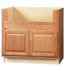 Home Depot Unfinished Oak Base Cabinets by Hampton Bay Hampton Assembled 36x34 5x24 In Farmhouse Apron Front