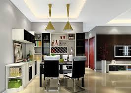 Minimalist Dining Room Pendant Lights