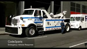 100 Pictures Of Tow Trucks Massive NYPD Police Recovery Collection YouTube