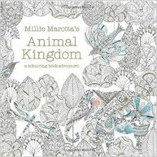 Animal Kingdom Adult Colouring Book By Millie Marotta From Target Australia