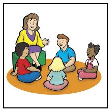 Kids Showing Respect Clipart