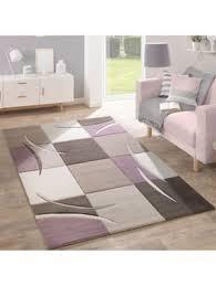 paco home designer teppich modern wohnzimmer farbverlauf