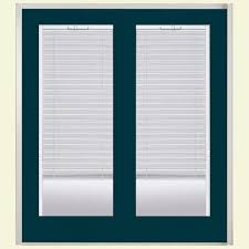 French Patio Doors Outswing Home Depot by Masonite 72 In X 80 In Primed Prehung Left Hand Inswing Mini