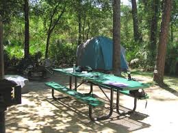 Choose From The Following To Find A Site Camping At Juniper Springs