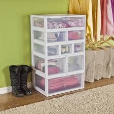 Sterilite 4 Drawer Cabinet Walmart by Ideas Plastic Storage Cabinets Walmart Large Storage Bins