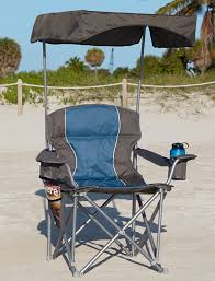 Quik Shade Max Chair by Amazon Com Upf 50 Canopy For Heavy Duty Portable Chairs Grey