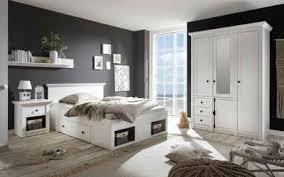 home affaire schlafzimmer set california set 3 tlg klein bett 140 cm 1 nachttisch und 3 trg kleiderschrank