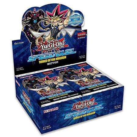 Yu-Gi-Oh! Speed Duels Card Game - Trials of the Kingdom