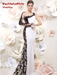 online get cheap long sleeve white satin dress aliexpress com