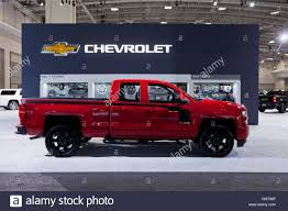 2017 Chevy Silverado 1500 Z71 Pickup Truck On Display At ... 2015 Chevrolet Silverado 1500 Ltz Z71 4wd Crew Cab First Test 2017 Chevy Lt Review Used Double Pricing For Sale 2500hd Amazoncom 42015 Chrome Grille Insert Juntnestrellas Single Images Urban Cowboy Lifted Caridcom Gallery 2018 For In San Antonio My Truck 2016 4x4 Midnight Edition Trucks Unveils 2500 Editions