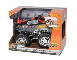Road Rippers Wheelie Monster Roarin' Rhinoceros - Walmart.com Snake Bite Monster Truck Toy State Road Rippers 4x4 Sounds Motion Road Rippers Monster Chasaurus Rc Truck Giveaway Ends 34 Share Amazoncom Bigfoot Rhino Wheelie Motorized Forward Rock And Roller Rat Rod Vehicle Thekidzone Ram Rammunition Wheelies Sounds Find More Dodge For Sale At Up To 90 Off Garbage Tankzilla 50 Similar Items New Bright 124 Jam Grave Digger Sound Lights Forward Reverse Lamborghini Huracan Car Cuddcircle Race Car Toy State Wrider Orange Lights