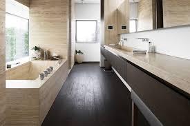 naturstein neubau haus g modern badezimmer münchen