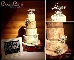Textured Wedding Cake 2 Bark Shading