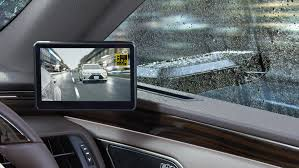 Toyota To Replace Side-view Mirrors With Cameras In New Model ... How To Adjust Your Cars Mirrors Cnet 1080p Car Dvr Rearview Mirror Camera Video Recorder Dash Cam G Broken Side View Stock Photos Redicuts Complete Catalog Burco Inc Bettaview Extendable Towing Mirrors Ford Ranger 201218 Chrome Place A Convex On It Still Runs Amazoncom Fit System Ksource 80910 Chevygmc Pair Is This New Trend Trucks Driving Around With Tow Extended Do You Have Set Up Correctly The Globe And Mail Select Driving School Adjusting Side