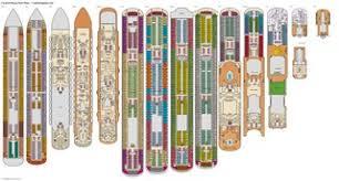 Carnival Conquest Deck Plans by Carnival Dream Empress Deck Plan Tour