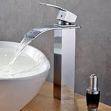 bonade einhebelmischer wasserfall wasserhahn bad armatur