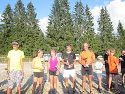 ski club mont noir une beau succès populaire pour le biathlon du mont noir ski