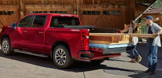 100 Used Chevy 4x4 Trucks For Sale Silverado 1500 Truck Bed Dimensions McClinton Chevrolet