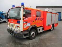 100 Fire Truck Manufacturing Companies RENAULT M 200 Feuerwehr Department Pompiers Fire Trucks For
