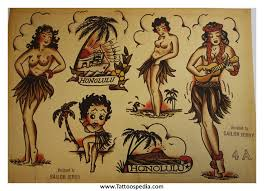 Sailor Jerry Tattoo Flash Book Download 5