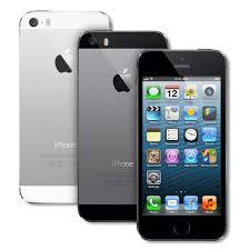 Apple iPhone 5s 16GB Certified Refurbished Factory Unlocked