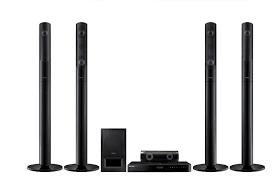 Samsung HT J5550K Smart Bluetooth Multi Region Free 5 1 Channel