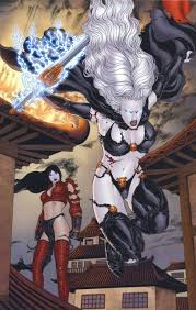 Lady Death Character