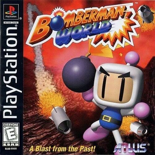 Bomberman World - PlayStation