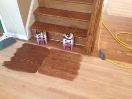 Pickled Oak Floor Finish by Wood Floor Stain Colors House