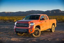 Automotive News :: Tundra TRD Pro Worth Every Penny Toyota Tundra Trucks With Leer Caps Truck Cap 2014 First Drive Review Car And Driver New 2018 Trd Off Road Crew Max In Grande Prairie Limited Crewmax 55 Bed 57l Engine Transmission 2017 1794 Edition Orlando 7820170 Amazoncom Nfab T0777qc Gloss Black Nerf Step Cab Length Cargo Space Storage Wshgnet Unparalled Luxury A Tough By Devolro All Models Offroad Armored Overview Cargurus Double Trims Specs Price Carbuzz