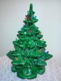 Vintage Atlantic Mold Ceramic Christmas Tree by Vintage 20