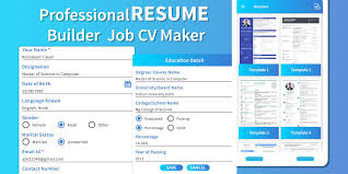 Professional Resume Builder - Job CV Maker For Android - APK ... Cv Maker Professional Examples Online Builder Craftcv Resume Resumemaker Deluxe Indivudual Free Visme Cv Builder Pdf Format For Jana Template 79367 Invitations Resume Maker Professional 16 Android Freetouse By Livecareer
