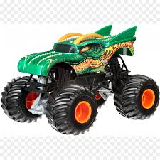 100 Monster Truck Hot Wheels Car Truck Diecast Toy Car Png Download 1000