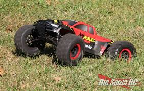 100 Truck Rc Product Spotlight Force RC Epidemic Monster Big Squid RC
